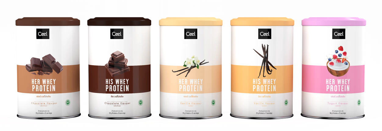 whey protein for men and women
